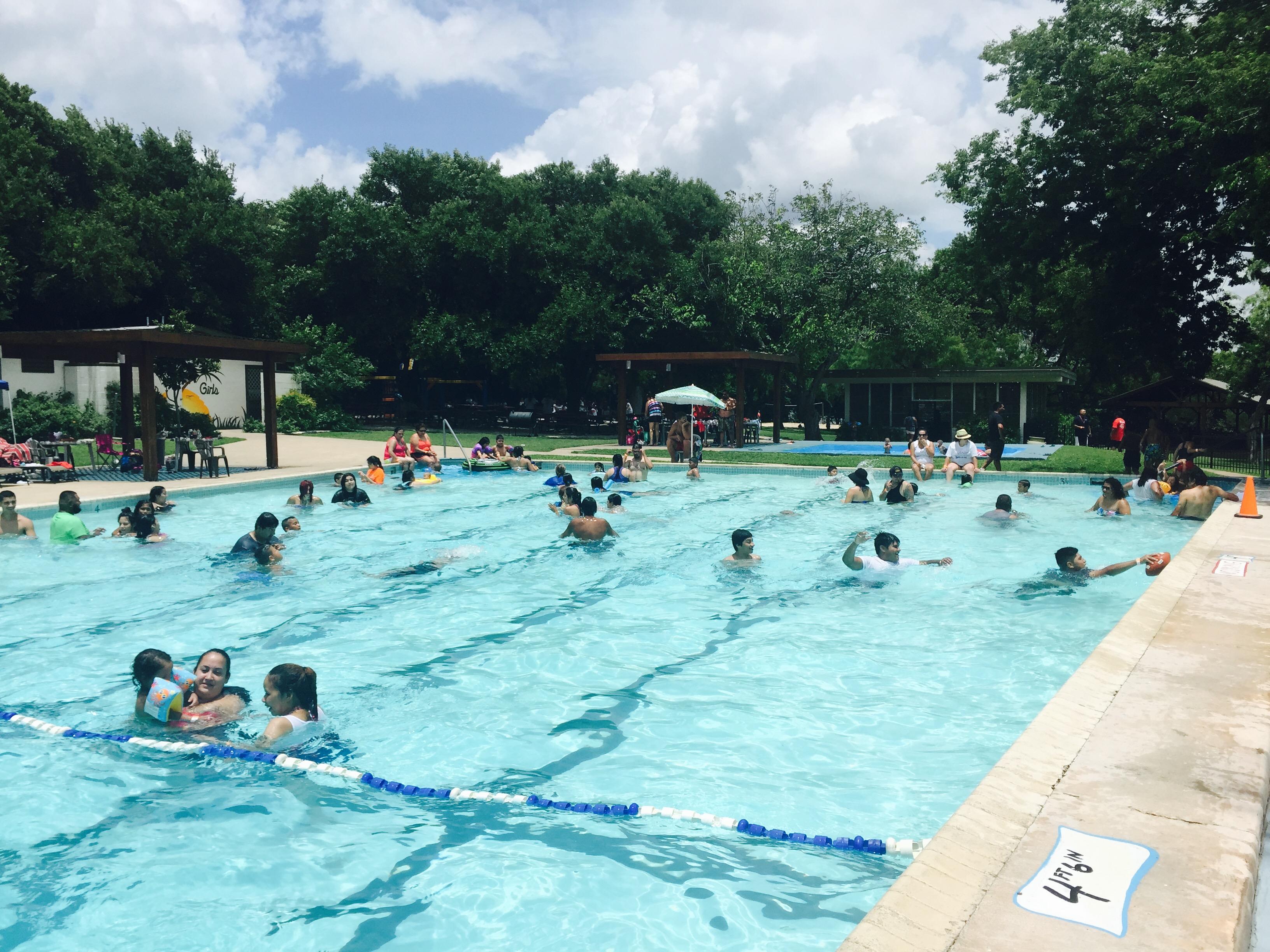 Outdoor Party Rental Facility in San Antonio, TX | Green Tree Tennis ...