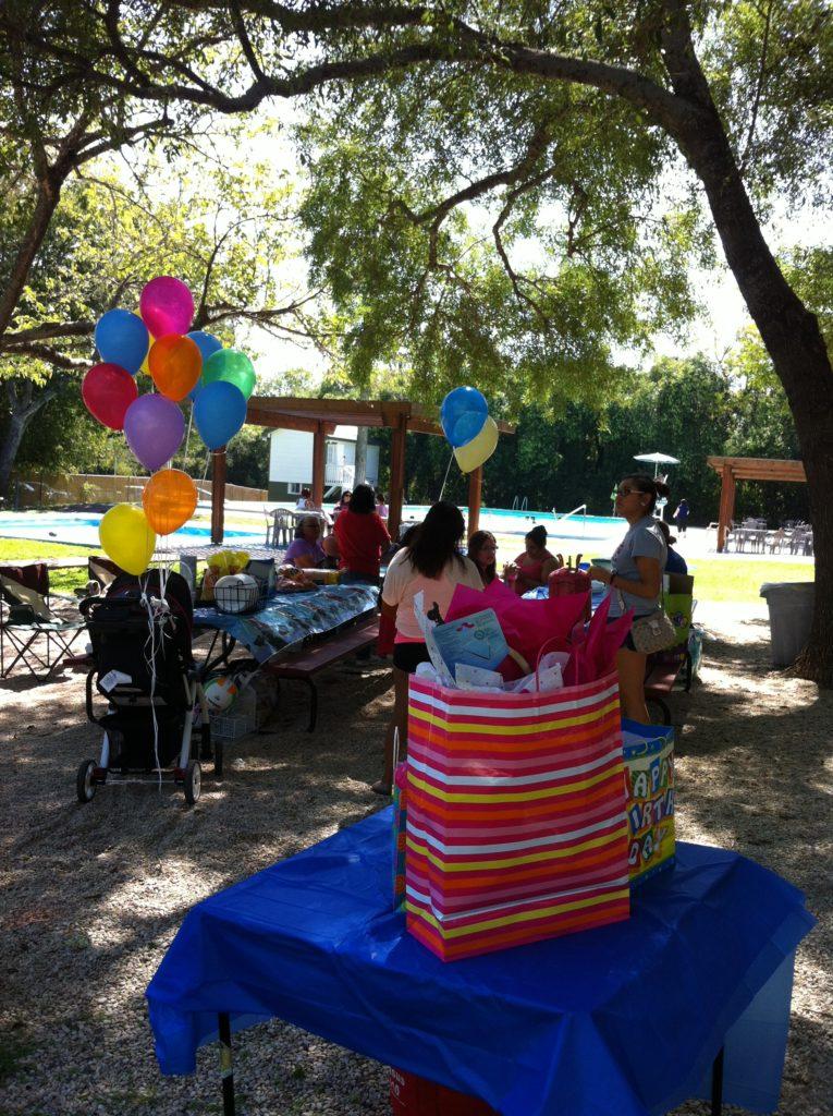 Outdoor Party Rental Facility In San Antonio TX