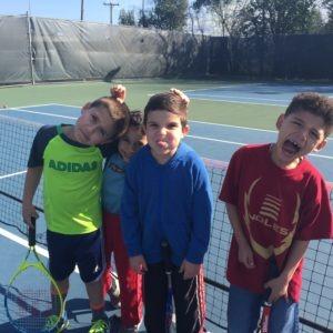 junior tennis program
