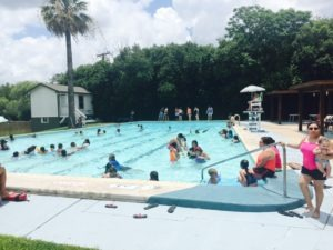 summer swimming pool membership