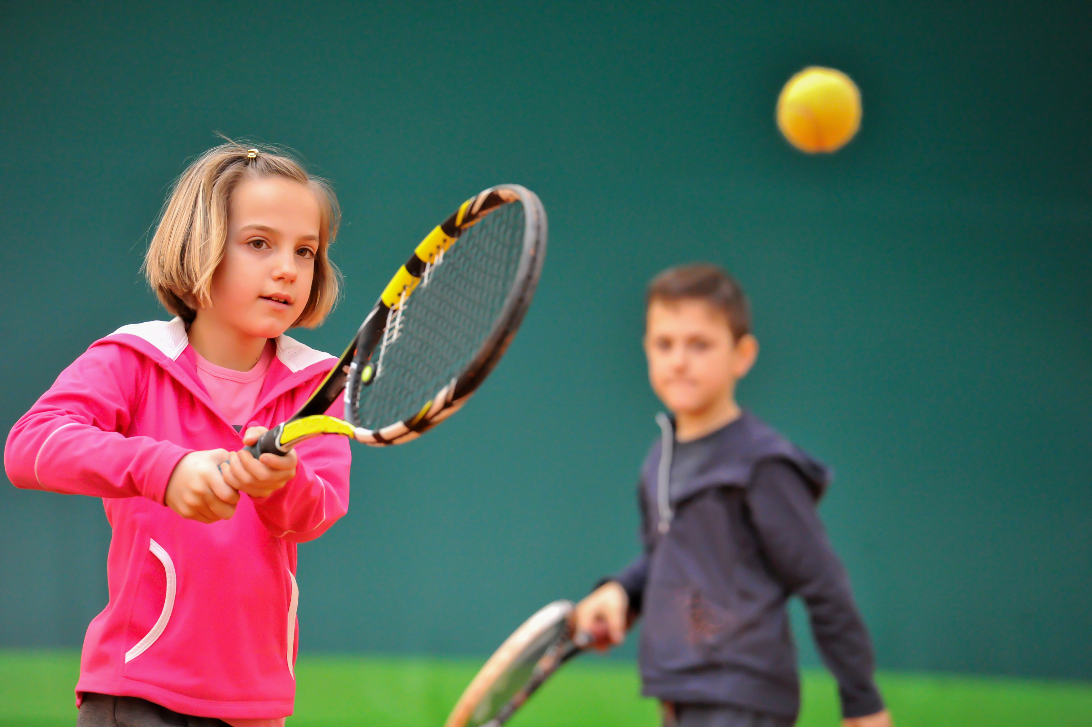 Kids Tennis Lessons - Ages 5 to 16