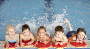 group swim lessons